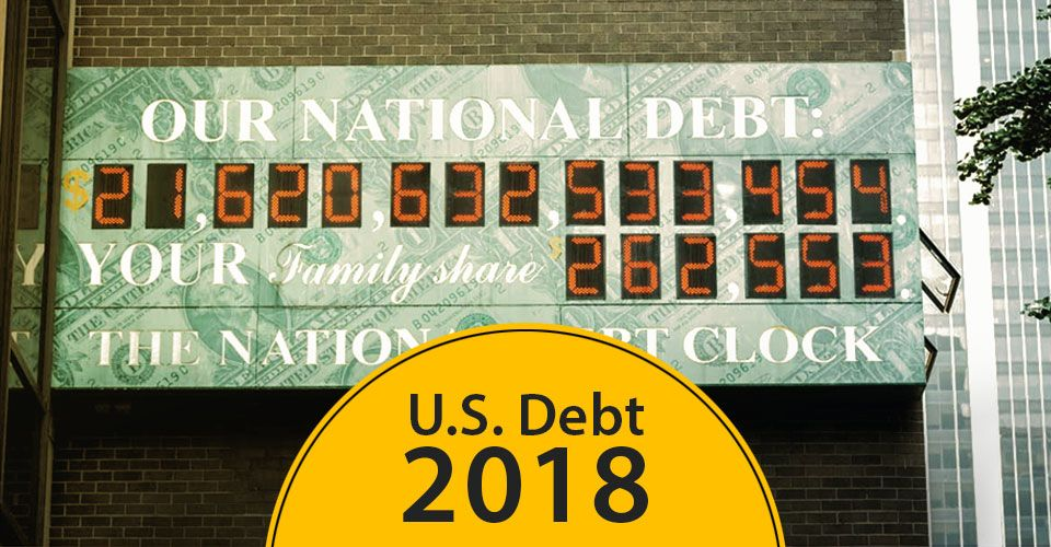 Where is the US debt standing in 2018, and what to do about it?