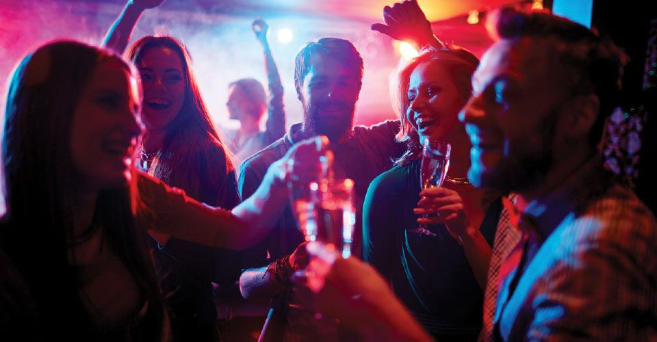 Is the vibrant nightlife reason for your bad financial life?
