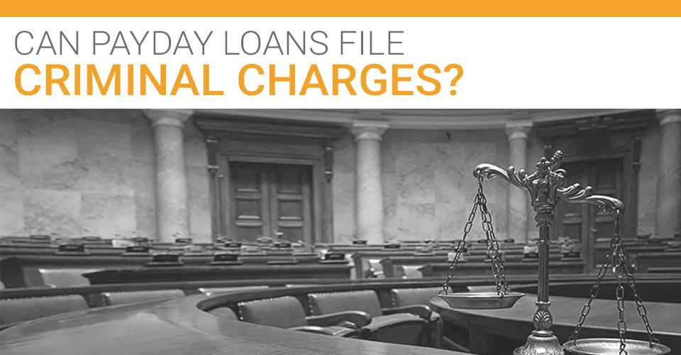 What to do if a payday lender file lawsuit against you?
